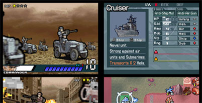 Advance wars : days of ruin
